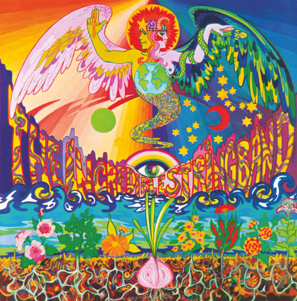 The Mother Of Psychedelic Art Canadian Art Junkie