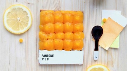 Art of Pantone Food