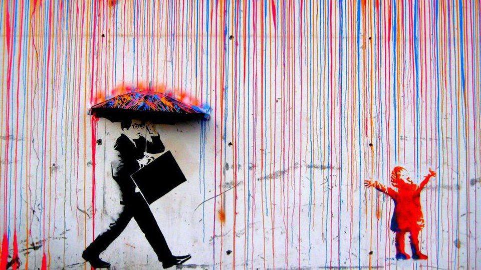 umbrellas-graffiti