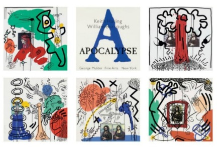 Artist Keith Haring's AIDS Apocalypse