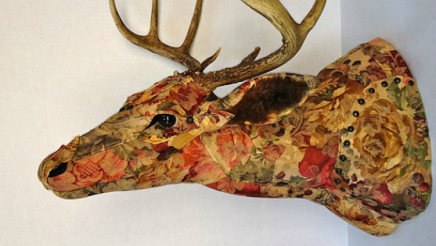Sculpture: Faux Taxidermy