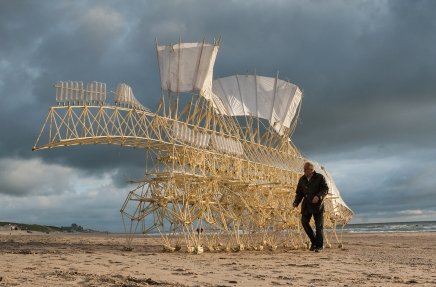 The Walking Strandbeest