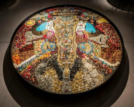 Art of the Button: Museum of Tel Aviv