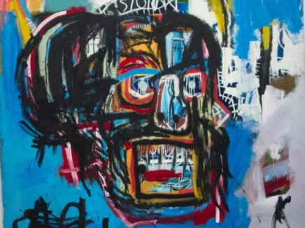 A record $110-million for a Basquiat